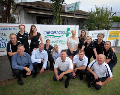 The Team at Chiropractic Plus